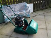 "Allett Classic Lawnmower 14"""