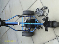 HILLMAN ELECTRIC GOLF TROLLEY