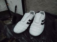 LONSDALE SPORTS SHOES SUIT MEN OR WOMEN SIZE 10 VERY GOOD CONDITION