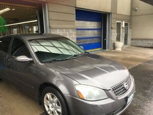 FOR SALE: Nissan Altima 2006