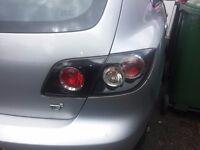 mazda 3 2007 diesel breaking for cars