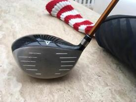 Benross v12+ Titanium Driver Golf Club. 10.5 Degree Aldila Shaft. Titleist Callaway Taylormade .