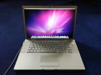 "Macbook Pro 15"" 2.16GHz (2006) very good condition - working fine"
