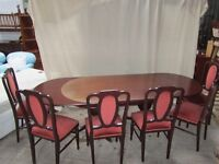 Table and Chair sets for Hire Xmas & New Year from £5