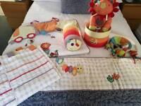 Mama's & papas jamboree nursery bundle