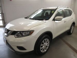 2015 Nissan Rogue S- AWD! BACK-UP CAM! BLUETOOTH!