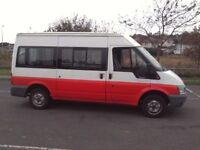 Ford Transit Minibus/Campervan/Van