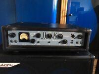 Ashdown ABM EVO500 Bass Amp - UK Made
