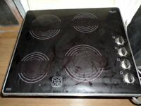 Whirlpool 4 Zone Ceramic Hob