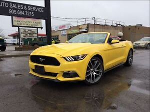 2016 Ford Mustang EcoBoost Premium NAVIGATION LEATHER