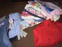 18-24 month girls bundle, some not been worn