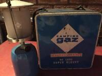 Retro/collectors Camping gaz