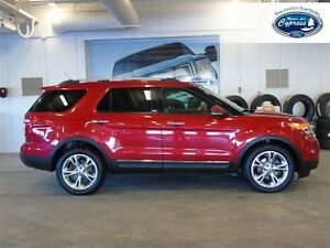 2012 Ford Explorer Limited (Remote Start  Heated & Cooled Seats)