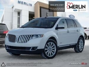 2011 Lincoln MKX Base PST PAID