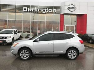 2013 Nissan Rogue SL, NAVi, LEATHER, EXTENDED WARRANTY !