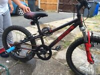 "20"" 6 Gear Spiderman Bike"