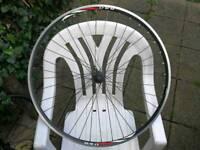 Road bike rear wheel 700c