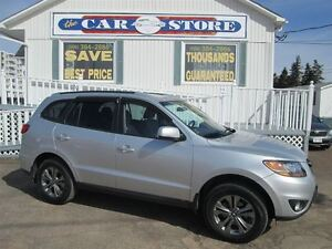 2011 Hyundai Santa Fe GL 3.5 BEAUTIFUL ALLOY WHEELS!! HTD SEATS!