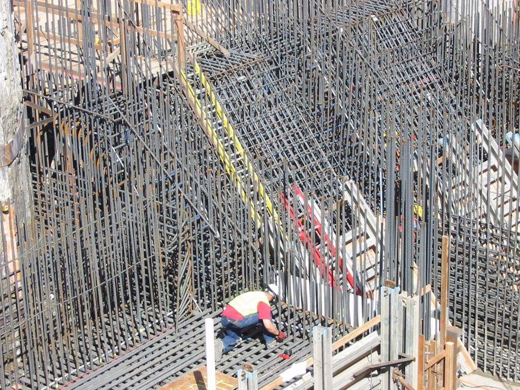 Steel Fixers - Shoreditch