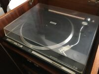 Vintage Pioneer PL200-x direct driver turntable