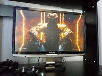 """Full HD 23"""" Phillips Gaming Monitor 2ms"""