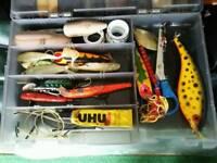 Pike tackle box