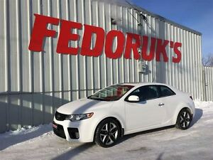 2010 Kia Forte Koup SX Package ***Professionally Serviced and De