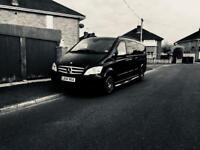 Executive Minibus Chauffeurs UK
