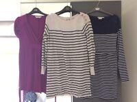 Maternity clothes bundle, size 10-12