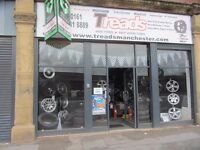 Retail Shop Showroom Office Unit To Let Rent Near Manchester Centre M11 640 sq ft £185PW