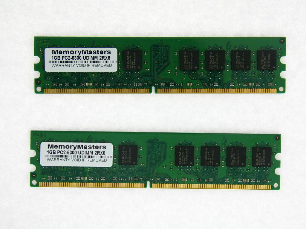NEW 2GB 2X1GB DDR2 PC2-5300 667 MHz RAM Memory Dell Precision Workstation 380