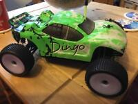 RIPMAX DINGO 1/18th RC ELECTRIC TRUGGY/ BUGGY