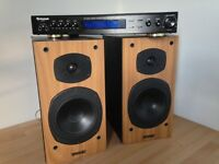 Auna 400W 5-channel amplifier, surround, karaoke