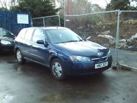 breaking Nissan almera 2005 all parts