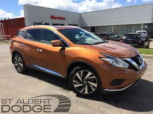 2015 Nissan Murano PLATINUM | AWD | PWR LIFT | PAN SUN | BACK CA