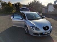 SEAT LEON FOR SALE!! VERY CHEAP PRICE CONTACT NOW