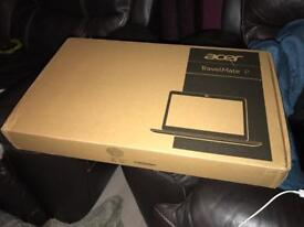 brand new Acer TravelMate P259-G2-M 15.5 screen RRP £530