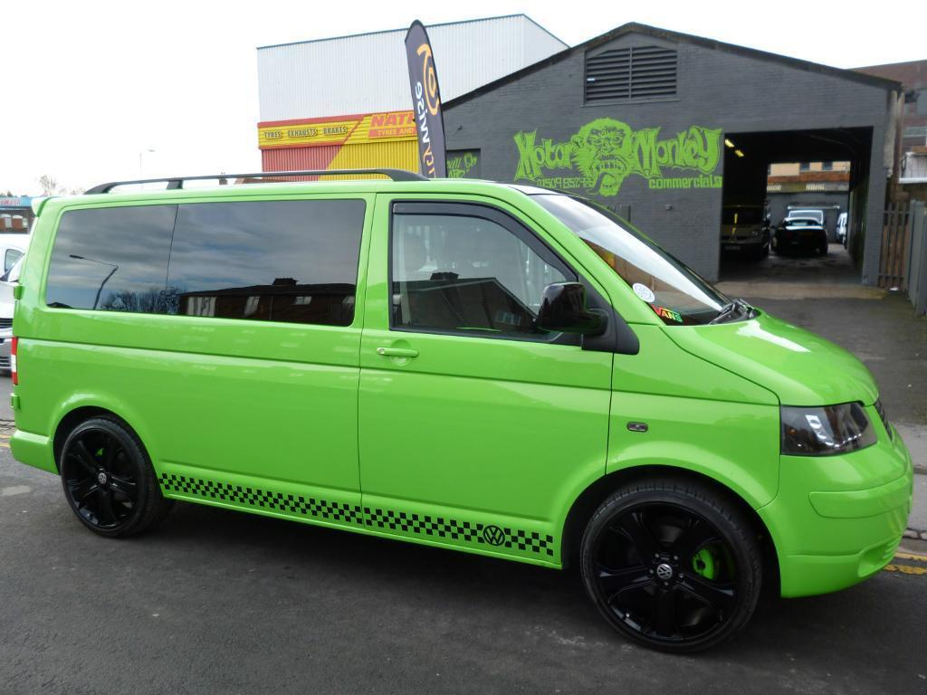 Volkswagen Transporter Motor Monkeys Own Bus For Sale