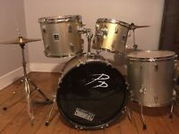 **Beginner Drum Kit**