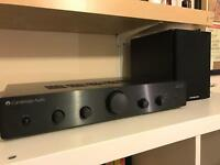 Cambridge Audio Amp & Speakers For Sale