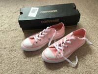 Girls Converse Trainers - Size 2 *Never Worn*