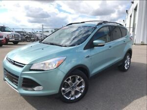 2013 Ford Escape SEL-PANO ROOF-NAV-PST PAID