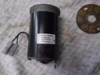 Hillbilly electric golf trolley parts Motor.