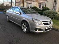 Clean vauxhall vectra 1.8i VVT Sri 2008