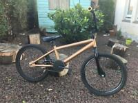 Diamondback customised BMX bike