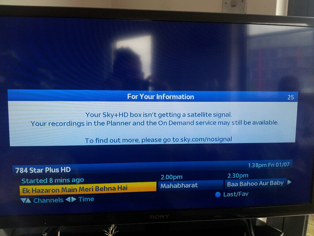 Your Sky Hd Box Isn T Getting A Satellite Signal >> London Independent Third Party Sky Q Engineers Sky Hd
