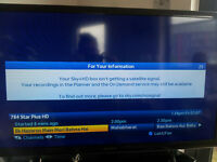 Independent Sky TV Engineers - Sky Q Installers - Sky Repairs - No signal Scaffolding - Free Quotes