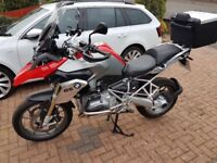 BMW R1200 RS TE low mileage, excellent condition