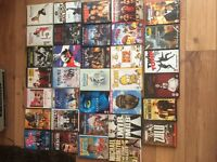 Selection of 34 DVD's