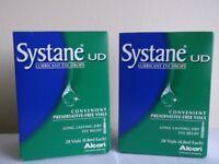 SYSTANE -- PRESERVATIVE FREE EYE DROPS